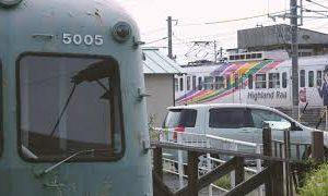 Previous<span>アルピコ交通上高地線走行シーン -Alpico Kotsu railway Kami-kochi line compilation-</span><i>→</i>