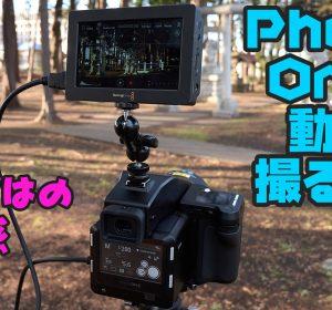 Next<span>Phase One IQ4で動画を撮る!中判デジタルならではのボケ感を</span><i>→</i>