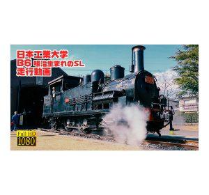 Next<span>日本工業大学に動態保存されているSLの一般公開 -Steam Locomotive in NIT museum-</span><i>→</i>